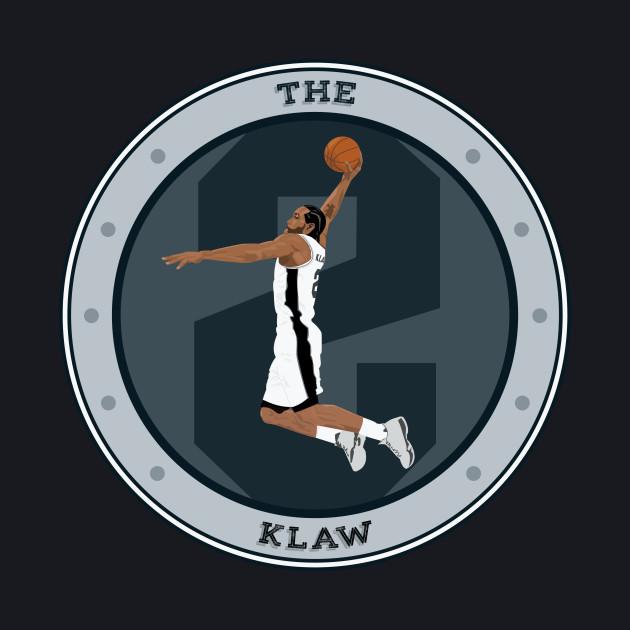 'The Klaw' Kawhi Leonard
