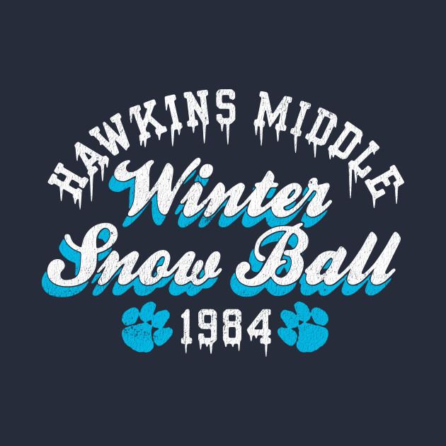Winter Snow Ball