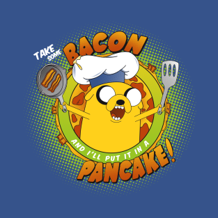 Bacon Pancake Song! t-shirts
