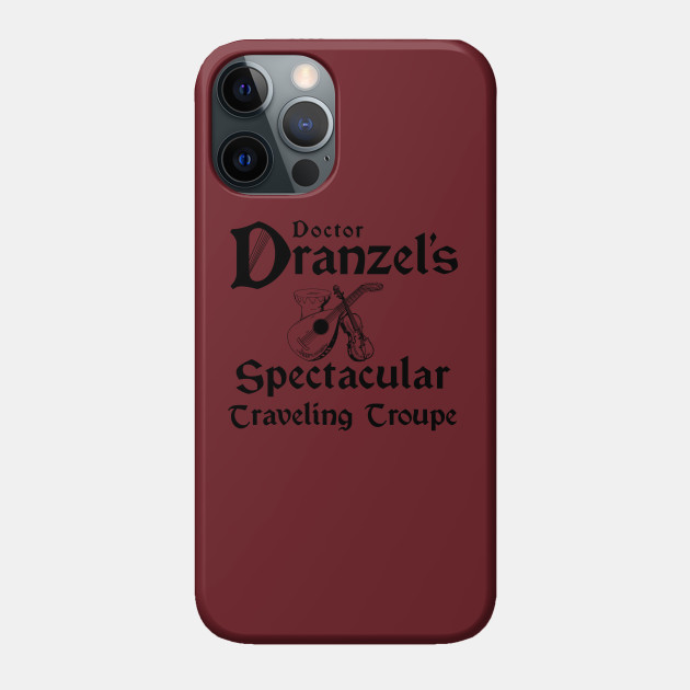 Dr. Dranzel's Spectacular Traveling Troupe