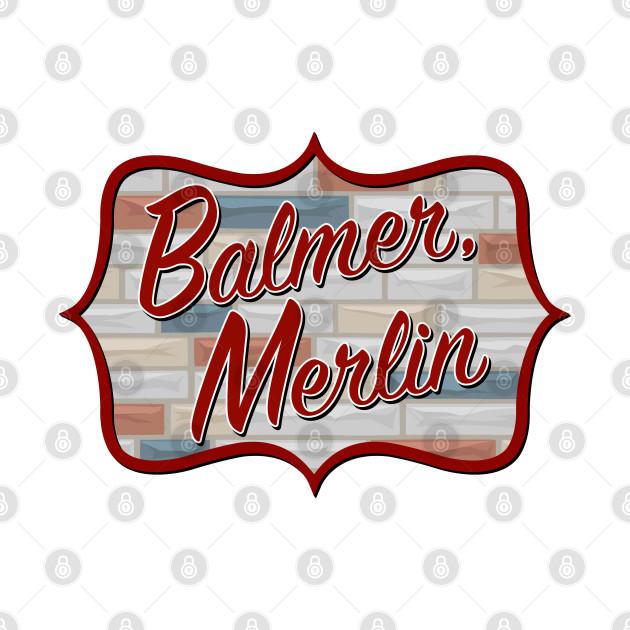 Balmer, Merlin