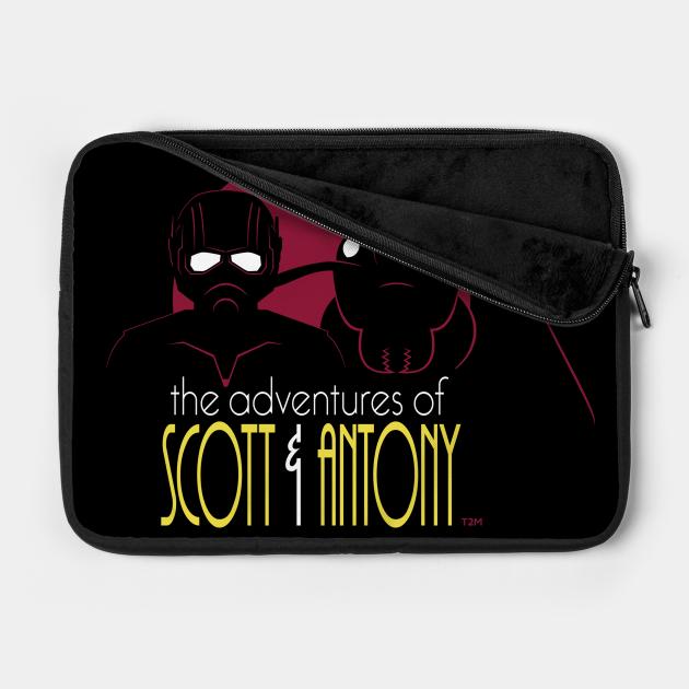 The Adventures of Scott and Antony