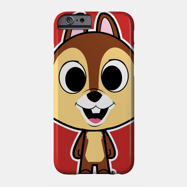 Chip Chip And Dale Phone Case Teepublic