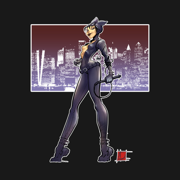 Catwoman hoodie