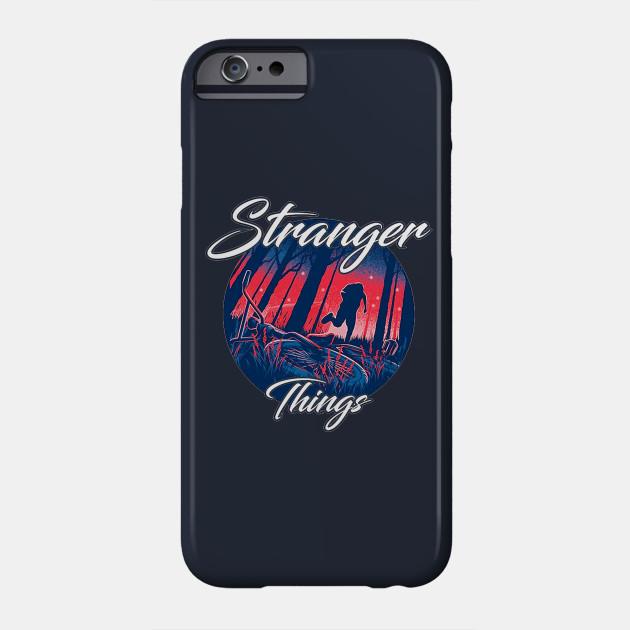 stranger things - tv series netflix