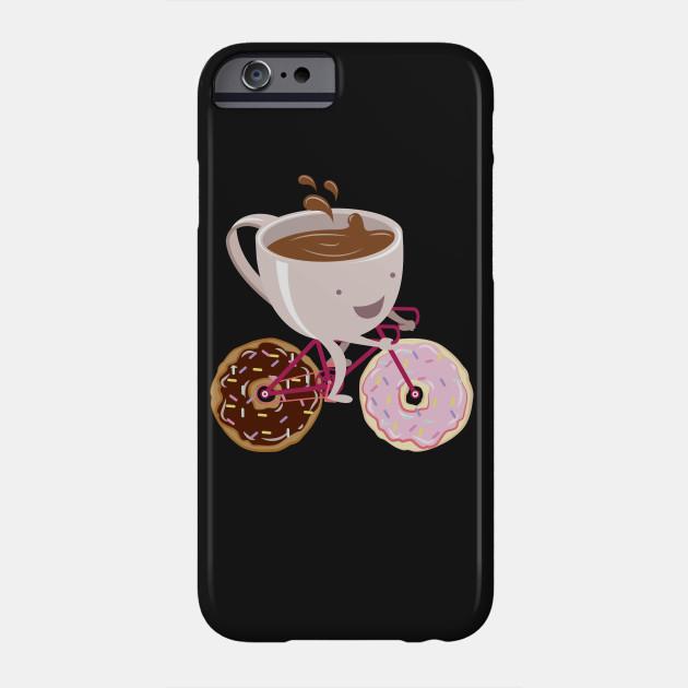 Coffee Donut Bicycle