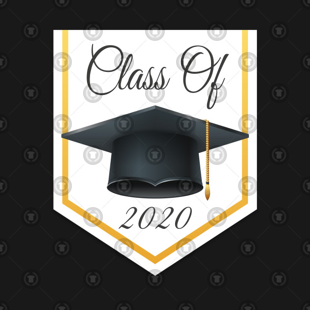 Graduation Banner 2020.Class Of 2020 Banner By Createdprototype