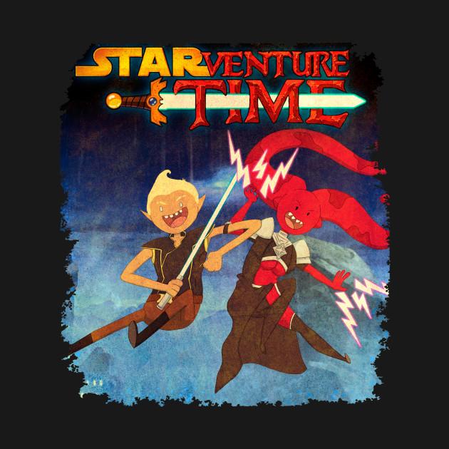 STARventure Time!