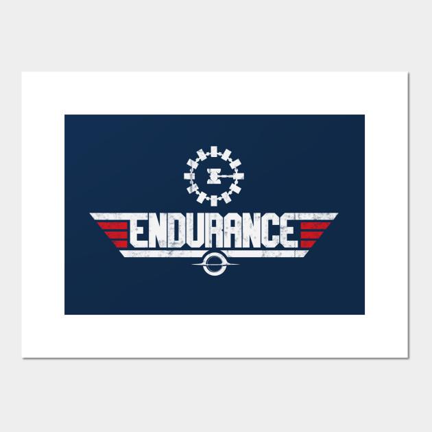 Endurance Top Gun