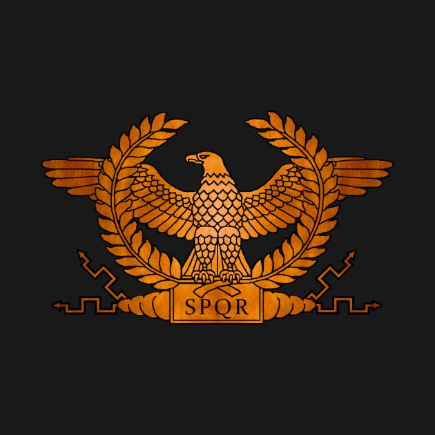 Roman Copper Eagle