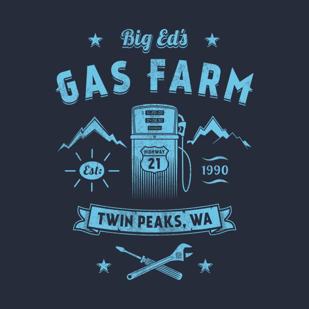 Big Ed's Gas Farm T-Shirt