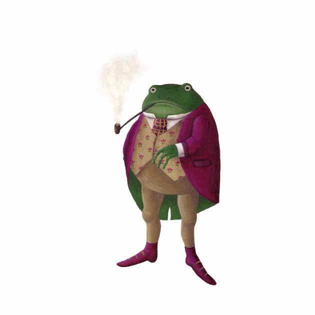 Herr Frosch