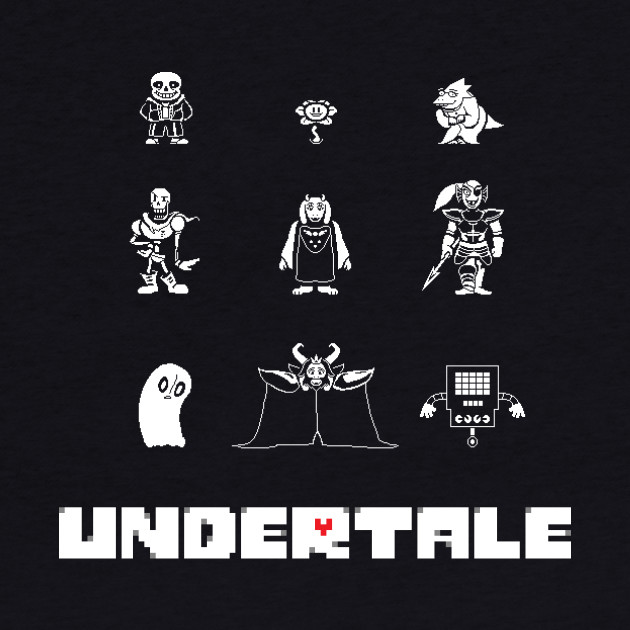 Undertale - Friends