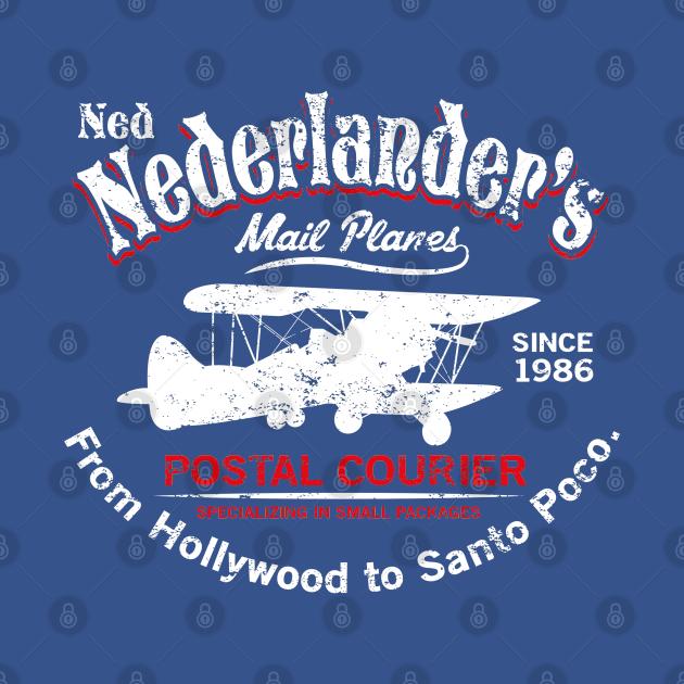 Ned Nederlander's Postal Courier