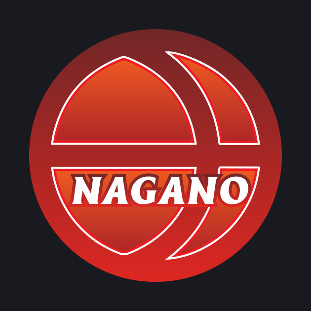 Nagano Prefecture Japanese Symbol