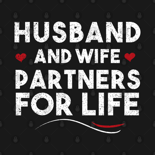 Husband And Wife Partners Life Gift