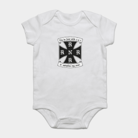 edb84b06b Iron Cross Onesies