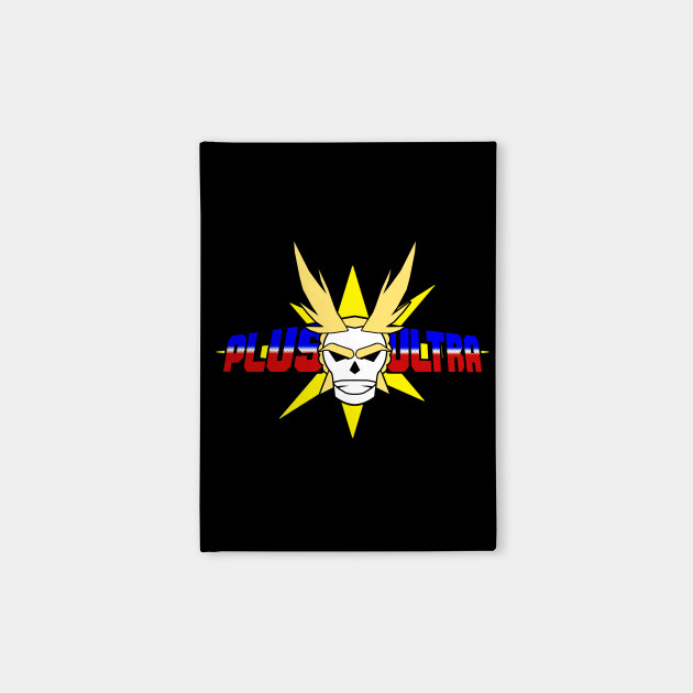 All Might Pirate Flag