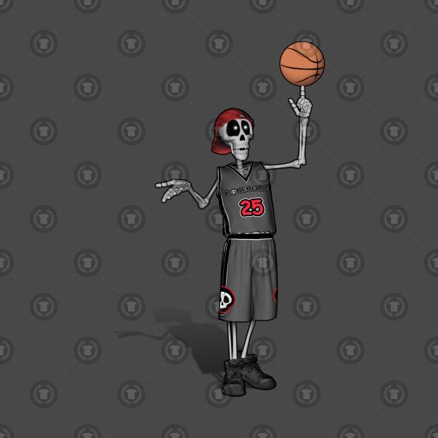Hoops Skeleton