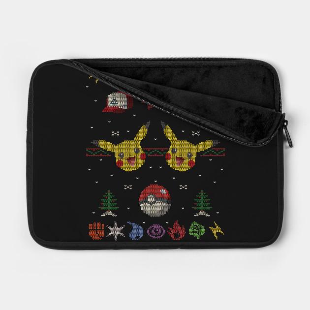 Ugly Pokemon Christmas Sweater