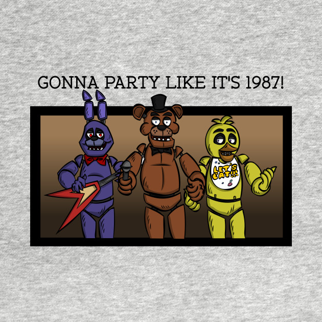 PARTY LIKE IT'S 1987!