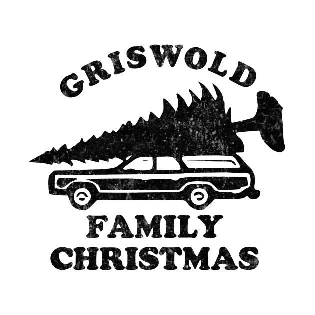 Griswold Family Christmas.Distressed Griswold Family Christmas T Shirt