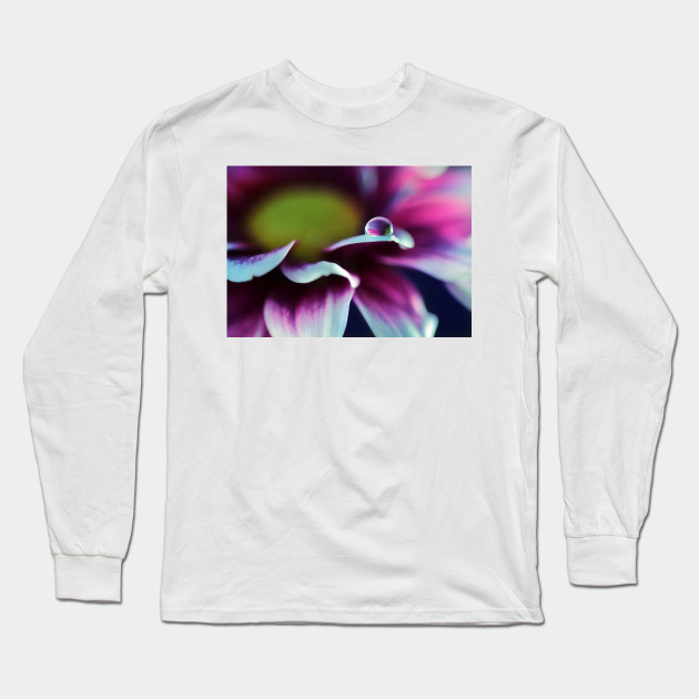 Mother's Day Daisy Long Sleeve T-Shirt