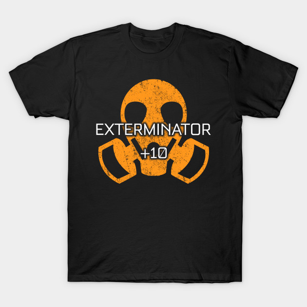 Rocket League Video Game Exterminator Funny Gifts