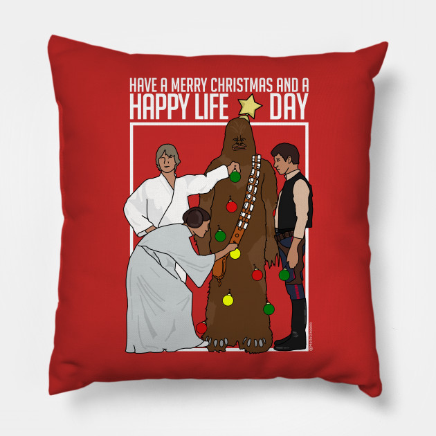 Happy Life Day 2 - Christmas Shirt