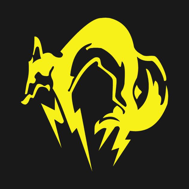 FOX Logo Yellow by matty1827