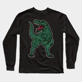 7ff1cff5f T Rex Parody Long Sleeve T-Shirts | TeePublic