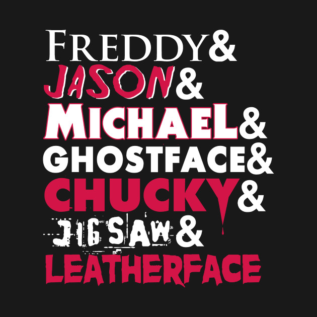 The Horror Movie T-Shirt