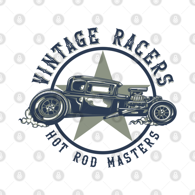 Vintage Racers - Hot Rod Masters
