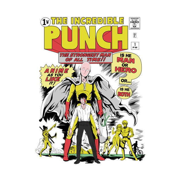 The Incredible Punch