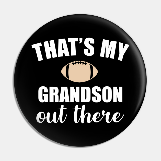 That's my grandson out there