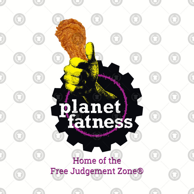 Planet Fatness - The Free Judgment Zone