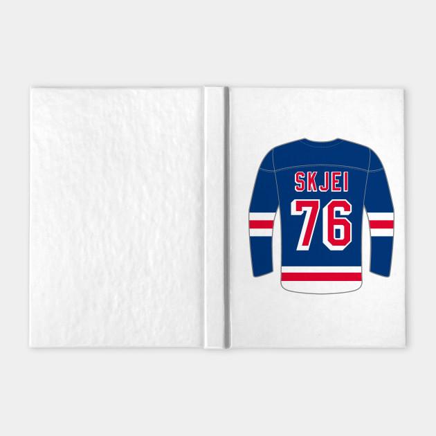 New York Rangers - Brady Skjei - New York Rangers - Notebook  8cec05fc2