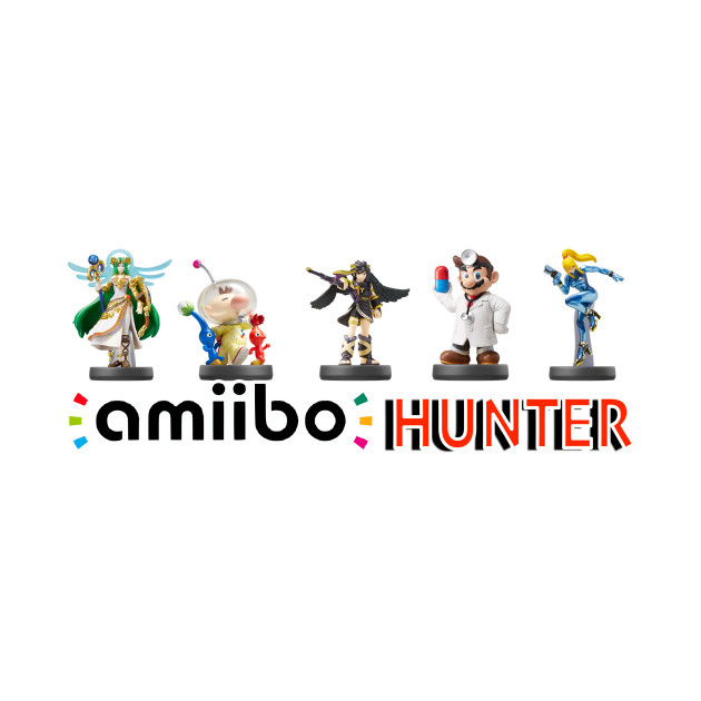Amiibo Hunter wave 5-6