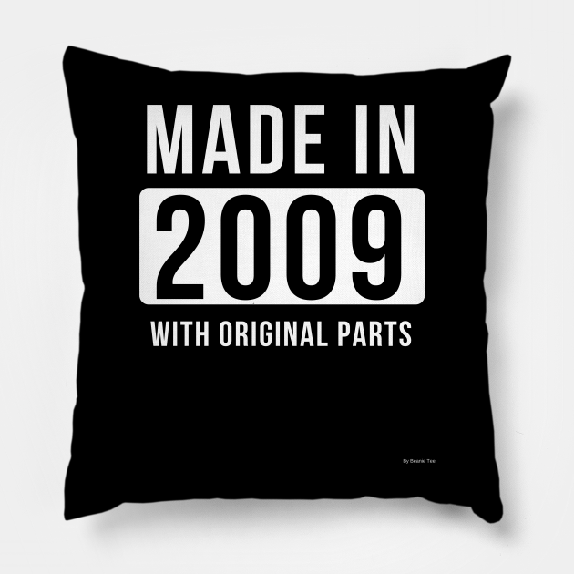 Made In 2009 Birthday Gift Idea For 2009