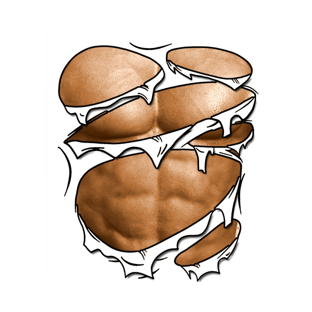 how to get a ripped six pack
