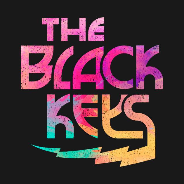 BLACK KEYS LOGO