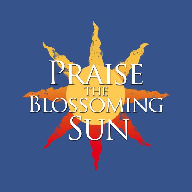 Praise The (Blossoming)Sun!