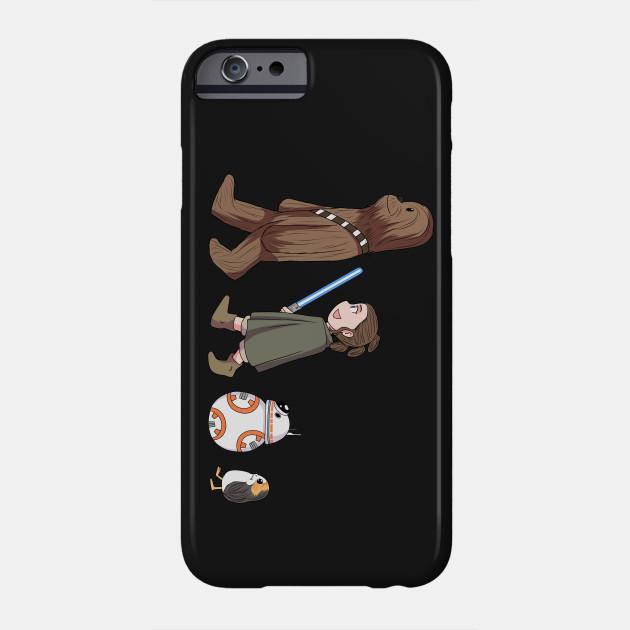 quality design 2bf14 0b0fa Chewbacca & Rey & BB8 & Porg