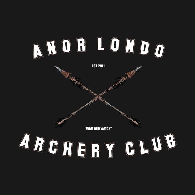 ANOR LONDO - ARCHERY CLUB WHITE