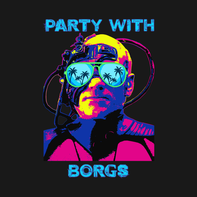 Party with Borgs