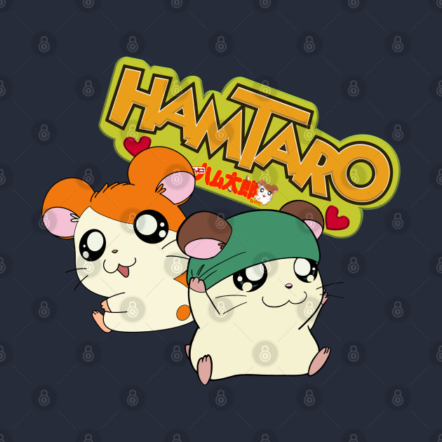Hamtaro and Cappy Kaburu kun