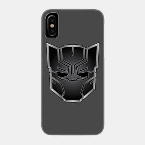 Bot Panther Phone Case