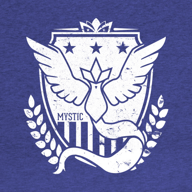 Team Mystic (White version)