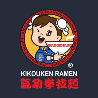 Kikouken Ramen t-shirts