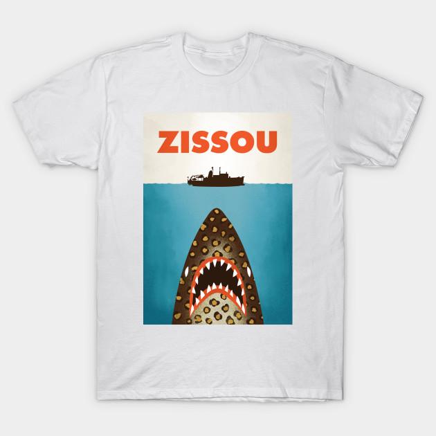 Zissou - Steve Zissou - T-Shirt | TeePublic